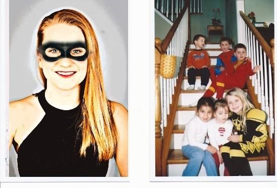 Beyond the Super Suit: Becoming my Halloween night Hero