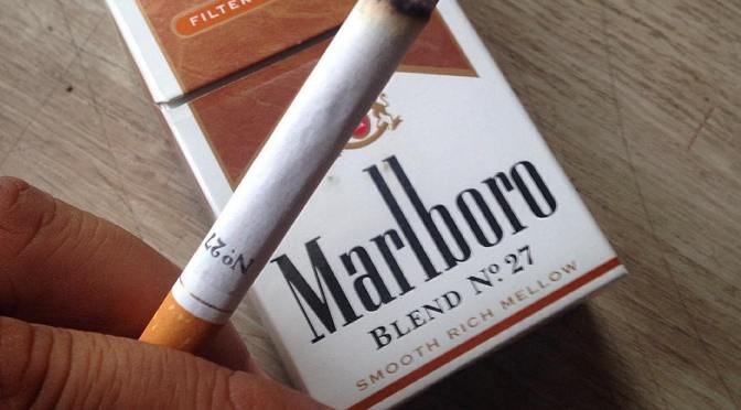My Boyfriend is a Smoker and It's My Fault