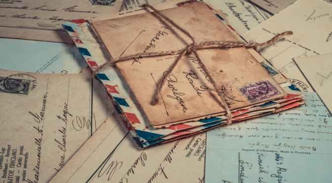 Letters i Never Sent