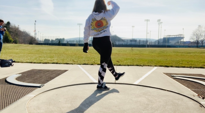 I Will Not Force Athletics – BUT – My Kids will Learn The Lessons Track Taught Me